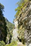 台湾太鲁阁国家公园 库存图片