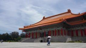 台湾民主纪念馆 股票录像