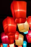 台湾灯笼 免版税库存图片