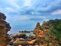 台湾自然秀丽  免版税库存照片