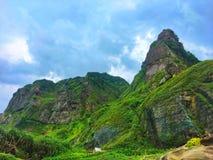 台湾自然秀丽  图库摄影