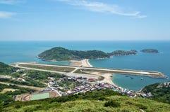 台湾马祖观光的吸引力 免版税图库摄影