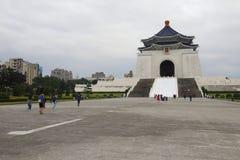 台湾:全国蒋介石纪念堂 免版税库存图片