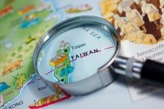 台湾 免版税库存图片