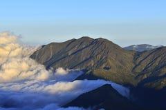 台湾Centure山  库存图片