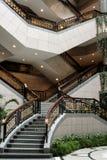 台阶在上海博物馆 图库摄影