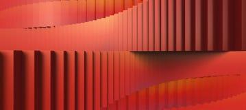 台阶抽象ESCHER 向量例证