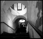 台阶正方形 免版税图库摄影