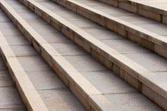 台阶石头 免版税图库摄影