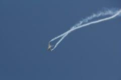 台风战斗机航班1 免版税库存图片
