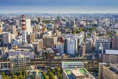仙台,日本 免版税图库摄影