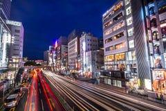 仙台,日本 图库摄影