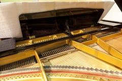 16台仪器音乐会 免版税库存图片