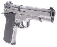 史密斯和威森手枪 免版税库存图片