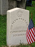 史密斯堡全国历史的公墓2 免版税库存图片