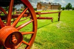 史密斯堡全国古迹 免版税图库摄影