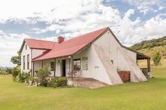 史密斯村庄,在塔拉纳博物馆,邓迪的一个历史建筑 免版税库存图片