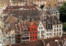 史特拉斯堡,德国老镇议院  免版税库存照片