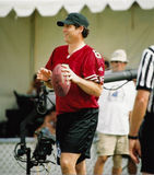 史蒂夫年轻人,旧金山49ers 图库摄影