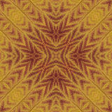 叶子构造剪贴薄的五颜六色的样式背景,顶视图 坐垫的,毯子,枕头, p无缝的万花筒蒙太奇 图库摄影