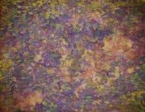 叶茂盛秋天木头和帆布织地不很细背景 库存图片