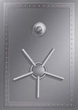 号码锁安全钢 库存例证