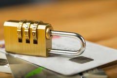 号码锁密码 库存照片