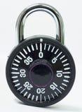 号码锁 图库摄影