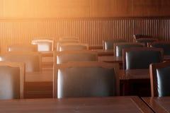 司法制度的法庭 免版税库存图片