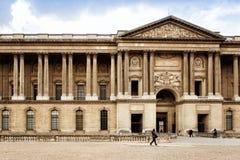 司法部在巴黎 库存照片