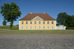 司令员的房子 免版税库存照片
