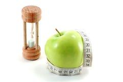 吃健康时间 库存图片