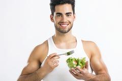 吃健康 库存图片