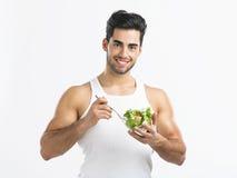 吃健康 免版税库存图片