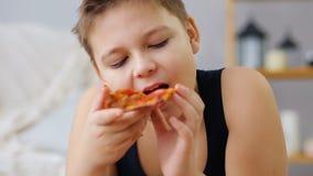 吃薄饼的肥胖男孩 股票录像