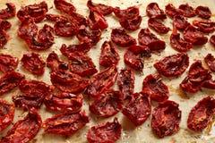 各式各样的蕃茄 免版税库存照片