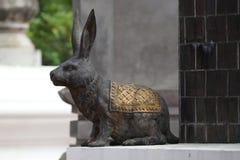 各种各样的动物,泰国,东南亚雕塑  库存图片
