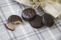 各种各样的曲奇饼03 免版税库存图片