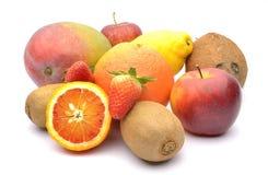 各种各样的果子 免版税图库摄影