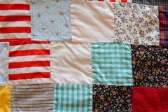 各种各样的样式织品 图库摄影