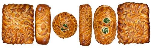 各种各样的欢乐bakery#36 免版税库存图片