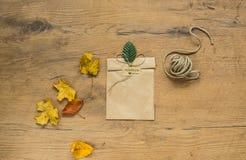 各种各样的秋天和感恩项目静物画  库存图片