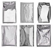 铝袋子 免版税库存图片