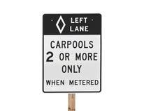 合伙使用汽车查出的符号 免版税库存图片