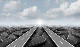合作和协会连接代表协议或合作会议团结的企业隐喻的概念作为3D 皇族释放例证