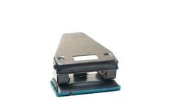 黏合剂的打孔器 免版税库存图片