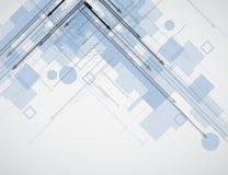 综合化和创新技术 免版税库存图片