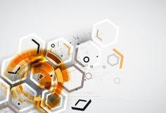 综合化和创新技术 库存图片
