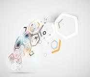 综合化和创新技术 库存照片