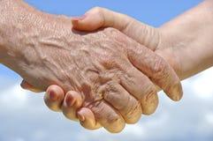 合同婚姻 免版税库存图片